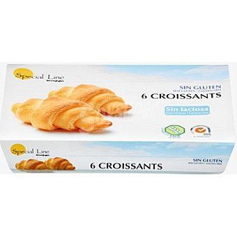 Special Line Croissants sin gluten Bandeja 300 g
