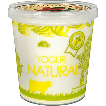 La Ermita de San Pedro Yogur natural sin gluten envase 1 kg