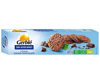 Gerblé Cookies de Chocolate sin Azúcares 130 gr