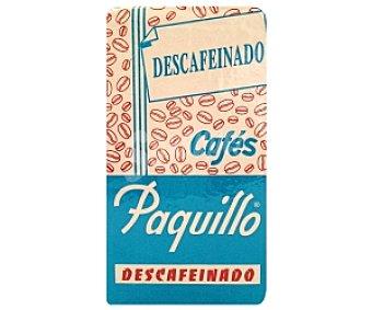 paquillo Café molido descafeinado 250 Gramos