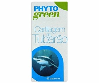 PHYTOGREEN Cartílago de tiburón 60 C