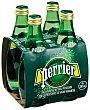 Agua mineral con gas Botella de 33 cl. Perrier Nestlé