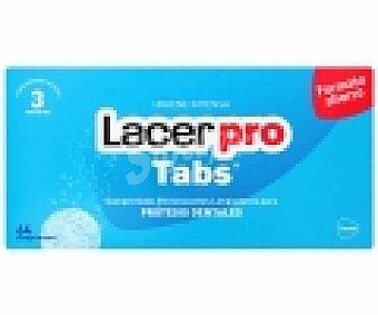 KUKIDENT Pro Tabletas efervescentes limpiadores para prótesis dentales 64 Comprimidos