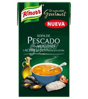 Knorr Sopa de pescado con mejillones 500 ml