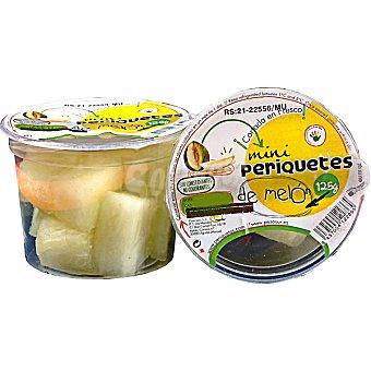 PERIQUETE Melón listo para tomar (contiene tenedor) Tarrina 125 g