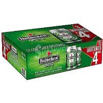 HEINEKEN Cerveza pack 24 x33 cl