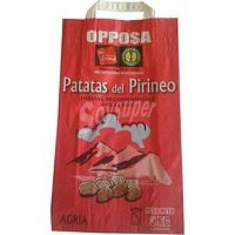 OPPOSA Patata pirineo Agria Bolsa 3 kg