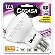 Bombilla Led reflectora R90 E27 13W luz cálida 1 ud Cegasa