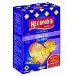 Pan tostado con vitaminas y fibra bajo contenido en grasas 270 gr Recondo