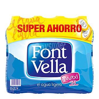 Font Vella Agua mineral Pack 8x2 litros
