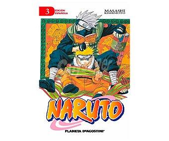Planeta DeAgostini Naruto Nº 3, masashi kishimoto. Género cómics. Editorial Planeta de Agostini.