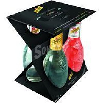 Schweppes Tónica Ginger & Cardamomo Pack 4x25cl