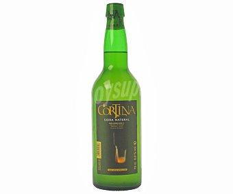 Cortina Sidra natural Botella de 75 centilitros