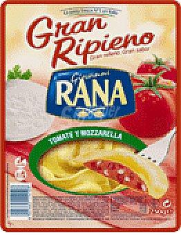 GRAN Pasta ripieno rana tomate y mozzarella 250 GRS