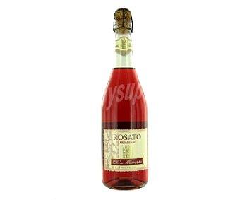 FRIZZANTE DON GIUSEPPE Vino rosado Botella de 75 Centilitros
