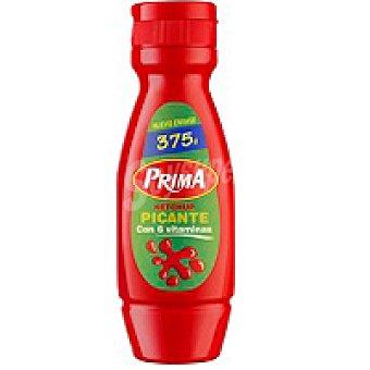 Prima Ketchup sabor picante Bote 340 g