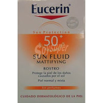 Eucerin EUCERIN Fluído Solar Matificante 50+ 50ml