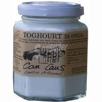 Can Caus Yoghourt de ovella Tarro 490 ml