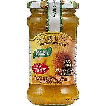 Santiveri Mermelada de melocotón sin azúcar añadido Envase 295 g
