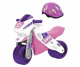 Feber Moto Correpasillos Modelo Racing Girl 1 Unidad