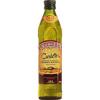 Borges Aceite de oliva virgen extra Picual Carácter Botella 500 ml