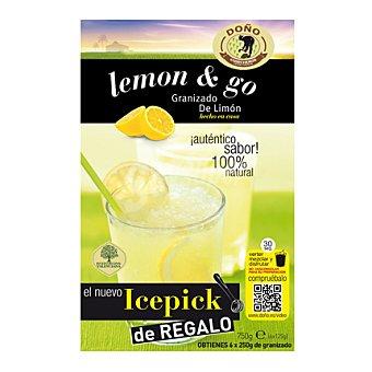 Doño Granizado de limón 6 ud