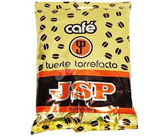 Jsp Café molido torrefacto Bolsa 250 g peso neto