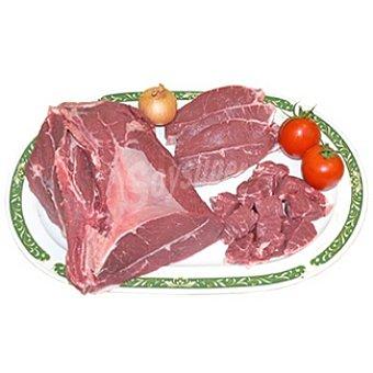 BLANCA Ternera 1ª B en filetes, pieza para asar, picada o trocitos para