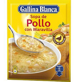 Gallina Blanca Sopa Maravillas 1 Unidad