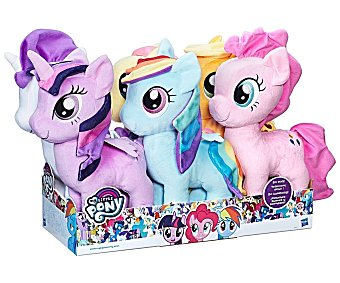 Pony Surtido de ponys de peluche MY little pony