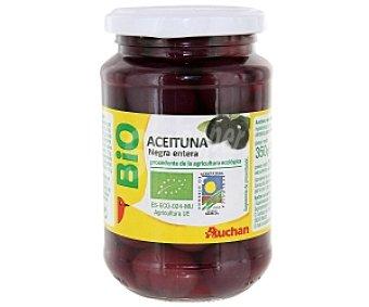 Auchan Aceituna negra entera Biológica (procedente de agricultura ecológica) 200 Gramos