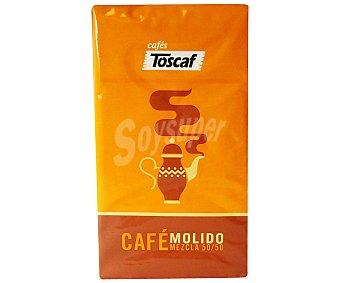 Toscaf Café molido mezcla 50-50 Paquete 250 g