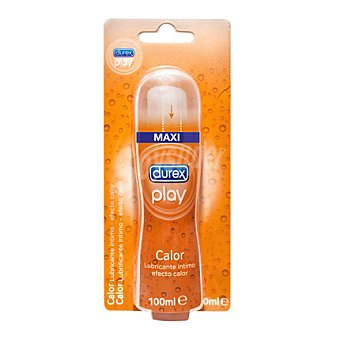 Durex Play Lubricante Efecto Calor 100 ml