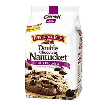 Pepperidge Farm Cookies doble/chocolate puro 200 g