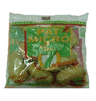 """PAT MICRO Patatas """" """" microondas 500 G"""