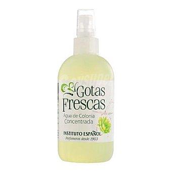 Instituto Español Colonia concentrada Gotas Frescas vaporizador 250 ml