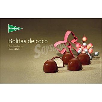 El Corte Inglés Bombones de coco Estuche 300 g