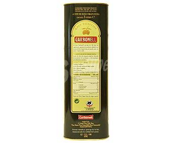 Carbonell Aceite de oliva virgen extra 5 litros