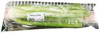 Apio verde fresco Paquete de 660 g peso aproximado