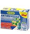 Antihumedad recambio compacto limón 450 g Humydry