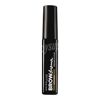 Maybelline New York Máscara de cejas Eye Studio Browdrama medium brown 1 ud