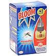 Insecticida eléctrico anti mosquitos recambio 1 ud 1 unidad Bloom
