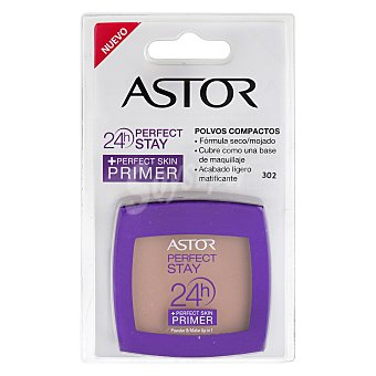 Astor Polvos compactos Perfect Stay 24h nº 302 1 ud