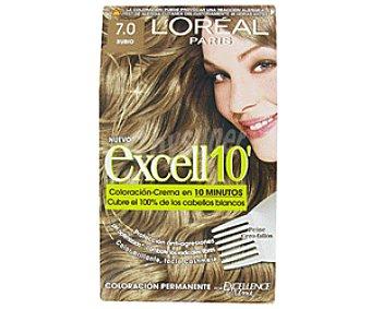EXCELL10 de L´OREAL Tinte Capilar Tono Nº 7 Rubio EXCELL10 de L´ 1u