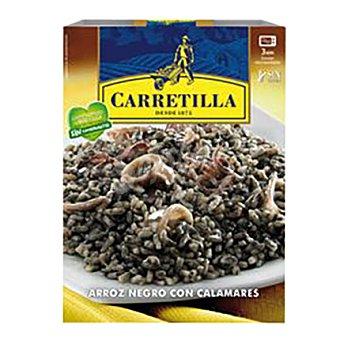 Carretilla Arroz negro con calamares 300 g