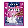 Cat Stick Mini snacks de bacalao para gatos Envase 3 unidades Vitakraft