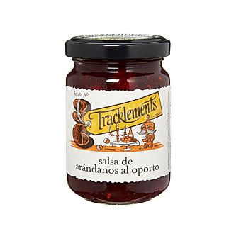 Tracklem Salsa de arándanos al oporto Tarro 170 g