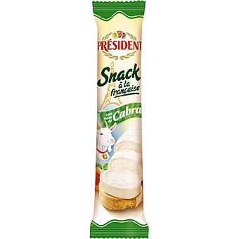 President Snack de queso brie de cabra Envase 170 g