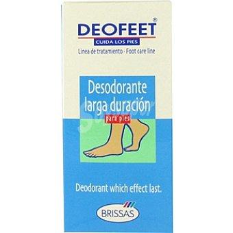 Deofeet Desodorante pies larga duración Tubo 50 ml
