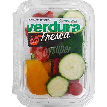 Frujuca Parrillada de verduras Bandeja 500 g